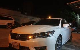 Honda Accord 2015 (После)