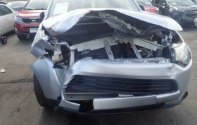 Mitsubishi Outlander 2014 (До)