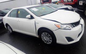Toyota Camry Hybrid 2013 (До)
