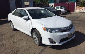 Toyota Camry Hybrid 2013 (После)