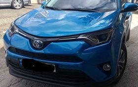 Toyota Rav4 2017 (После)