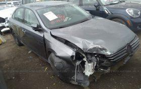 Volkswagen Passat 2014 (До)