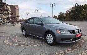Volkswagen Passat 2014 (После)
