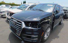 Audi Q7 2017 (До)